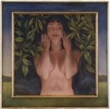1999, 36x36, oil
